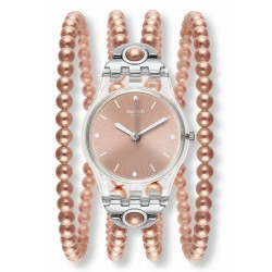 Swatch Women's Watch Lady Pink Prohibition LK354