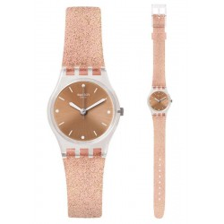 Swatch Women's Watch Lady Pinkindescent Too LK354D