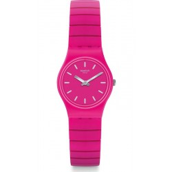 Swatch Women's Watch Lady Flexipink S LP149B