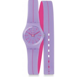Swatch Women's Watch Lady Segue A Linha LV118