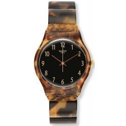 Swatch Women's Watch Gent Ecaille L GC113A