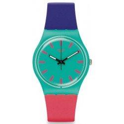Buy Swatch Unisex Watch Gent Shunbukin GG215