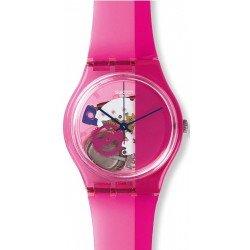 Swatch GP145 Originals Gent Pinkorama Unisex Watch