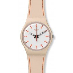 Swatch Unisex Watch Gent Soft Day GT106T