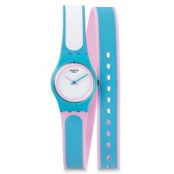 Swatch Women's Watch Lady Tropical Beauty LL117