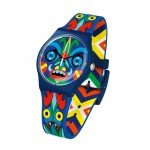 Buy Swatch Mika Unisex Watch New Gent Kukulakuku SUOZ171