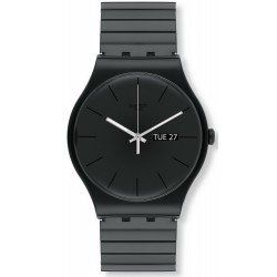 Swatch SUOB708A New Gent Mistery Life Unisex Watch