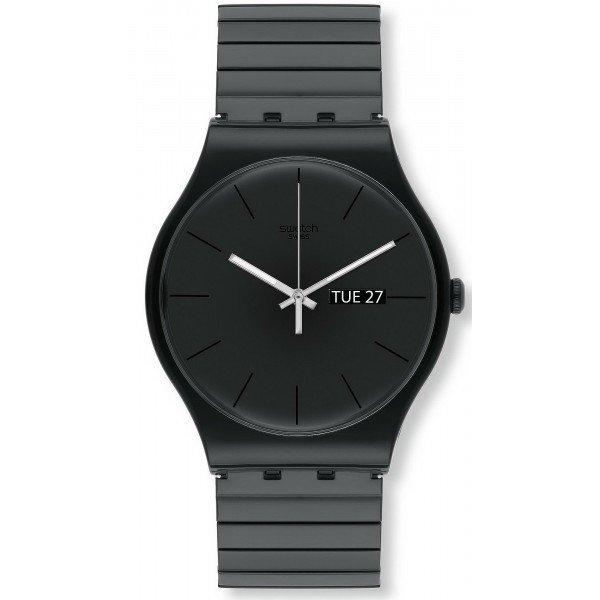 Buy Swatch Unisex Watch New Gent Mistery Life L SUOB708A