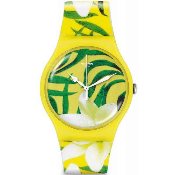 Buy Swatch Women's Watch New Gent Limbo Dance SUOJ104