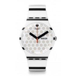 Swatch SUOW706 New Gent Zebratian Unisex Watch