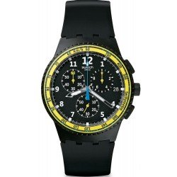 Swatch Men's Watch Chrono Plastic Sifnos SUSB404
