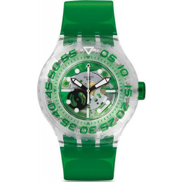 Buy Swatch Unisex Watch Scuba Libre Min-Tini SUUK104