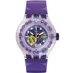 Swatch Unisex Watch Scuba Libre Berry-Tini SUUK106