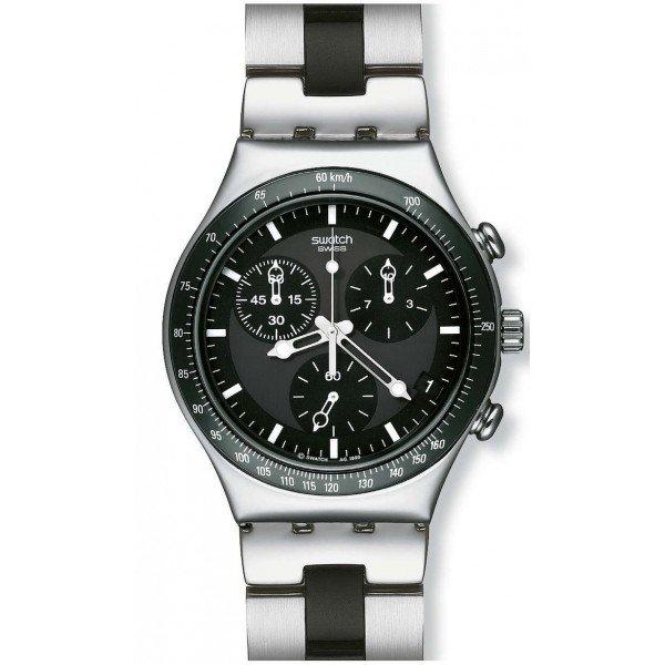 Buy Swatch Unisex Watch Irony Chrono Windfall YCS410GX