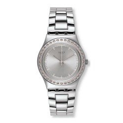 Swatch Women's Watch Irony Medium Pure Powder YLS172G