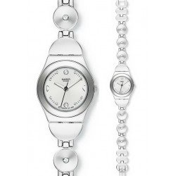 Swatch Women's Watch Irony Lady Deep Stones YSS213G
