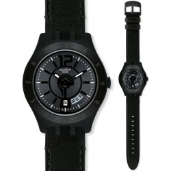 Swatch YTB400 Irony Big In A Stately Mode Unisex Watch