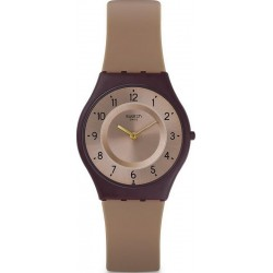 Swatch Women's Watch Skin Classic Moccame SFC106