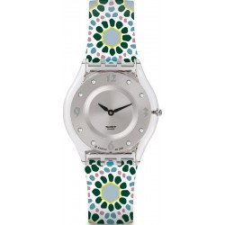 Swatch SFK327 Skin Classic Botanical Bomb Women's Watch