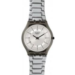 Swatch Unisex Watch Skin Classic Metalmix SFM134G