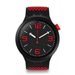 Swatch Watch Big Bold BBBlood SO27B102