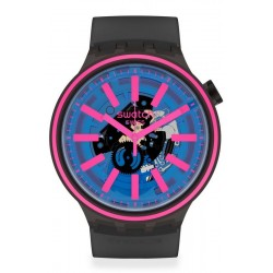 Swatch Watch Big Bold Blue Taste SO27B111