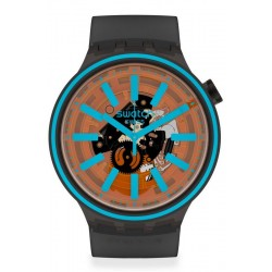 Swatch Watch Big Bold Fire Taste SO27B112