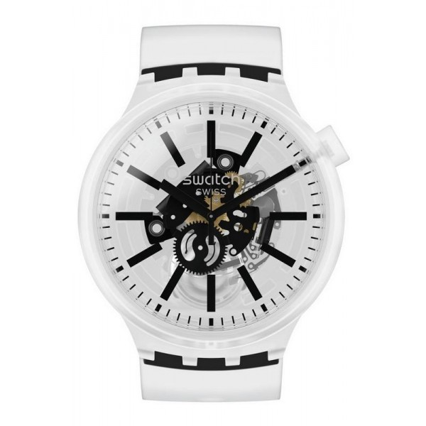 Buy Swatch Watch Big Bold Blackinjelly SO27E101