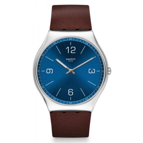Buy Swatch Mens Watch Skin Irony Skinwind SS07S101