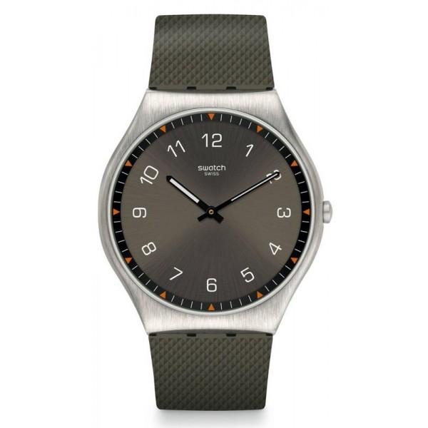 Buy Swatch Mens Watch Skin Irony Skinearth SS07S103
