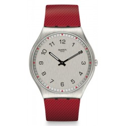 Swatch Men's Watch Skin Irony Skinrouge SS07S105