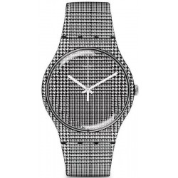 Swatch Unisex Watch New Gent For The Love Of W SUOB113
