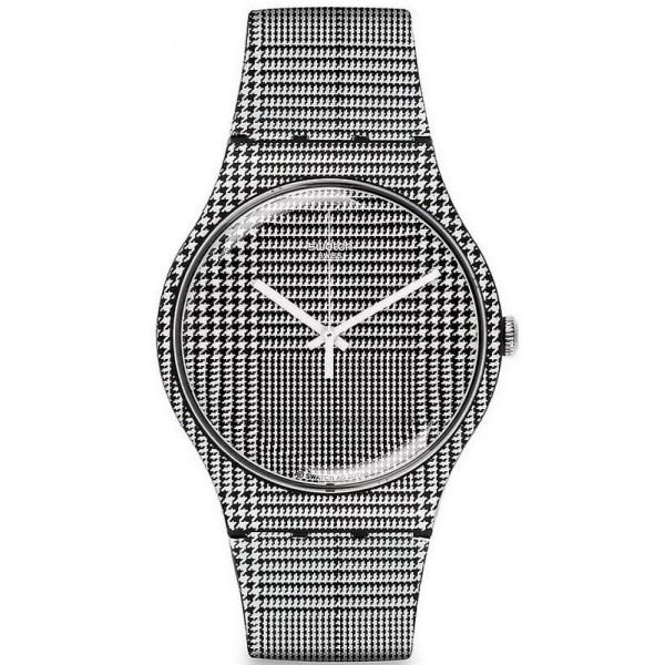 Buy Swatch Unisex Watch New Gent For The Love Of W SUOB113