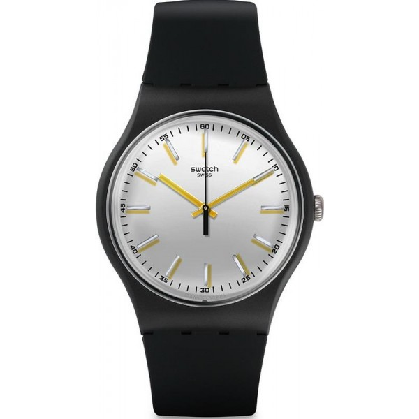 Buy Swatch Unisex Watch New Gent Passe Partout SUOB132