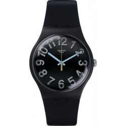 Swatch Unisex Watch New Gent Secret Numbers SUOB133
