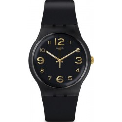 Swatch Unisex Watch New Gent Townhall SUOB138