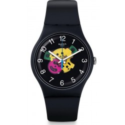 Swatch Unisex Watch New Gent Patchwork SUOB140