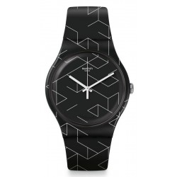 Swatch Unisex Watch New Gent Cnosso SUOB161