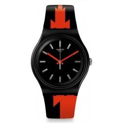 Swatch Unisex Watch New Gent Sheyenne SUOB167