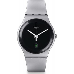 Swatch SUOB401 Originals New Gent Be Charged Unisex Watch