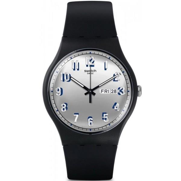 Swatch SUOB718 Originals New Gent Secret Service Unisex Watch