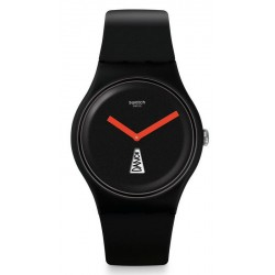 Swatch Unisex Watch New Gent Ouverture SUOB727
