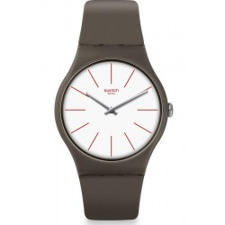 Swatch Unisex Watch New Gent Greensounds SUOC107