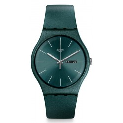 Swatch Unisex Watch New Gent Ashbayang SUOG709