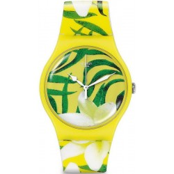 Swatch Women's Watch New Gent Limbo Dance SUOJ104
