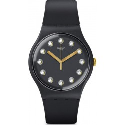 Swatch Women's Watch New Gent Passe Temps SUOM104
