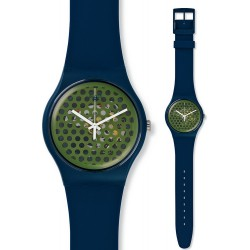 Swatch Unisex Watch New Gent Buchetti SUON113