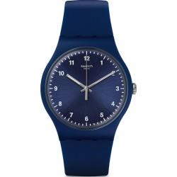 Swatch SUON116 New Gent Mono Blue Unisex Watch