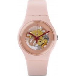 Swatch Women's Watch New Gent Shades Of Rose SUOP107
