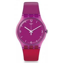 Swatch Women's Watch New Gent Cherryberry SUOV104